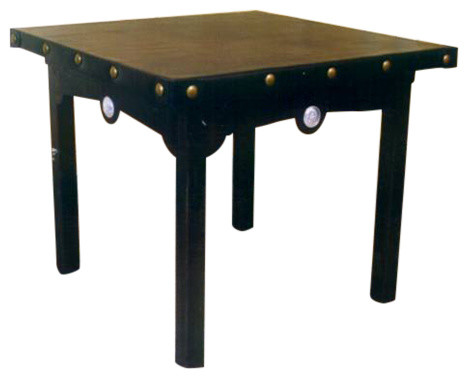 Southwestern Coffee Table Concho Coffee Table Southwestern Coffee Tables By