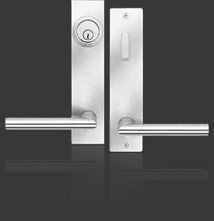 Modern door hardware for Best exterior door hardware