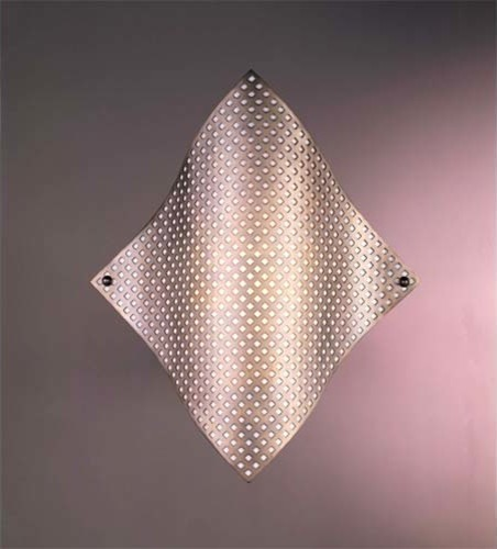 Grid Wall Sconce Contemporary Wall Lighting By Bellacor