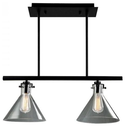 2 lights industrial style island pattern pendant light industrial kitchen island lighting