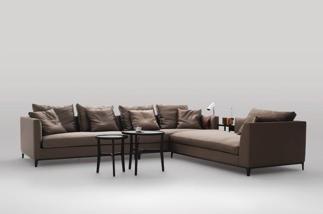 Crescent Sofa Contemporary Sofas Sydney By Camerich AU
