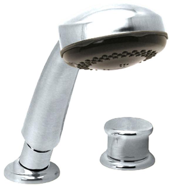 Pfister R15 407C Hand Held Shower For Roman Tub Modern Bathtub Faucets