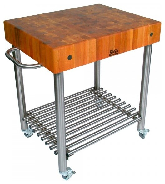 john boos cherry cucina d amico butcher block cart cherry portable kitchen island cart with granite top and
