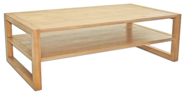 Table basse natho contemporary coffee tables other - Alinea tables basses ...