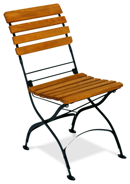 Rebecca Folding Patio Chair Contemporary Outdoor Folding Chairs by Amer
