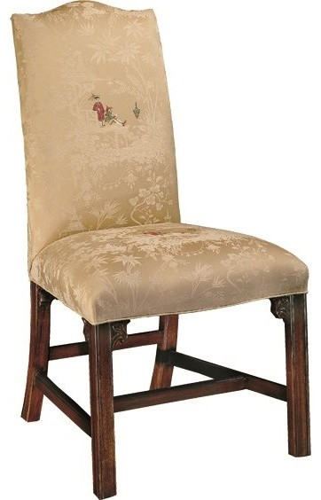 Henkel Harris Upholstered Side Chair Traditional