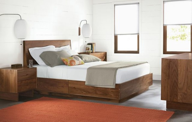 Hudson Storage Drawer Bed Home Decor by Room & Board