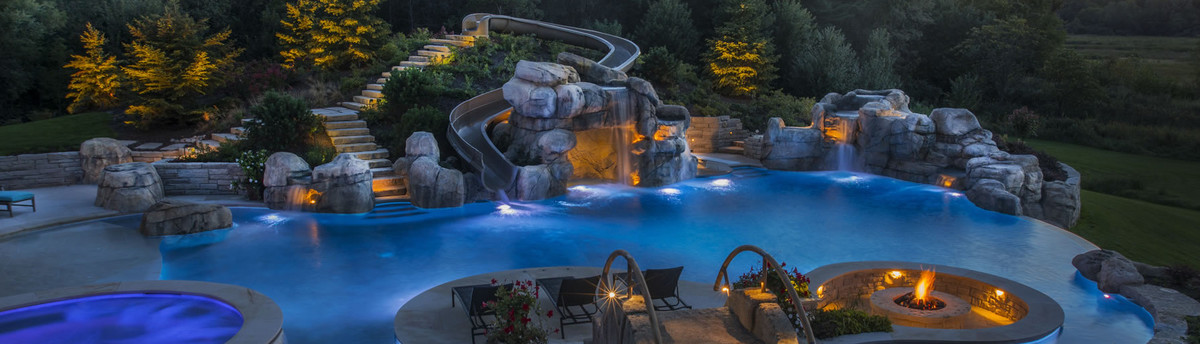 Image gallery epic pools for Pool design show