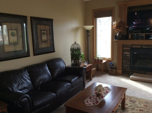 Looking for fresh color palette to start redecorating for Redecorating family room