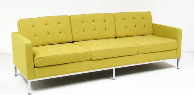 Florence Knoll Sofa Reproduction Modern Sofas Chicago By Modern Classics