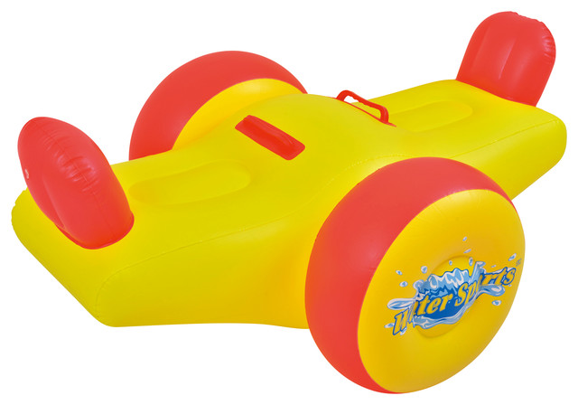 Inflatable water sports seesaw with repair patch pool for Pool floats design raises questions