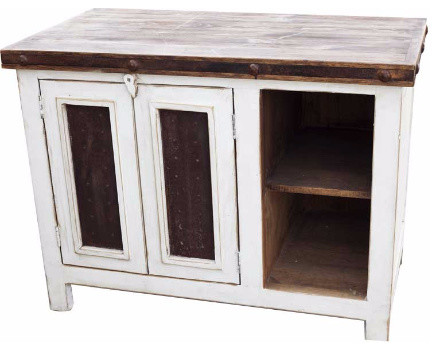 Panel Cabinet Distressed White Vanity 48 Farmhouse Bathroom Vanities And Sink Consoles