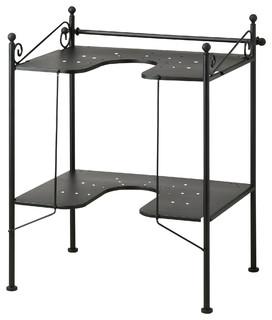 r nnsk r bauhaus look waschtische von ikea. Black Bedroom Furniture Sets. Home Design Ideas