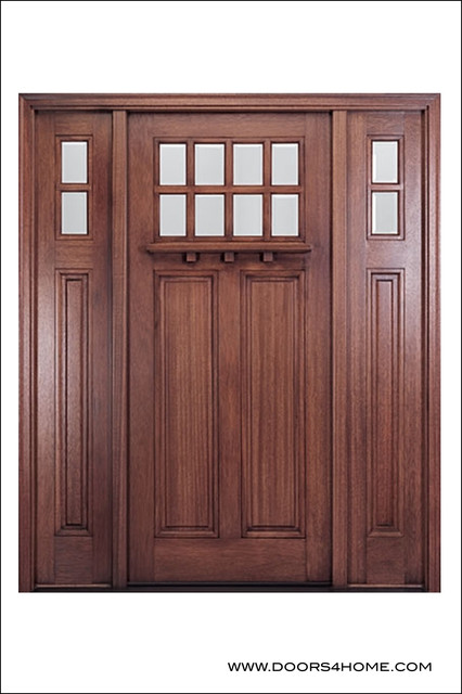 Craftsman entry door model htc 500 traditional front for Traditional front doors