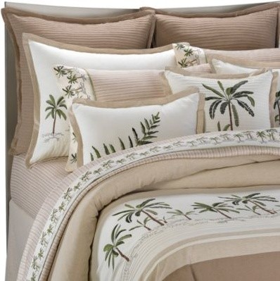 Croscill Fiji Comforter Set Contemporary Comforters