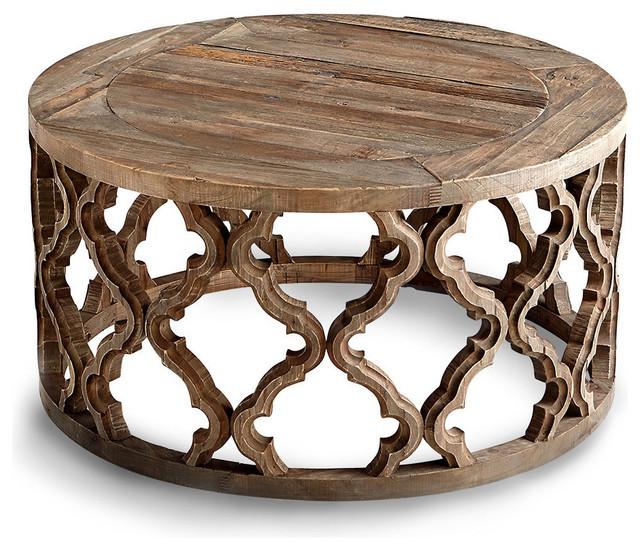 Houzz Black Coffee Table: Sirah Coffee Table