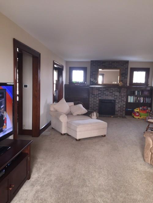 Arranging furniture in long narrow living room - Narrow living room furniture layout ...