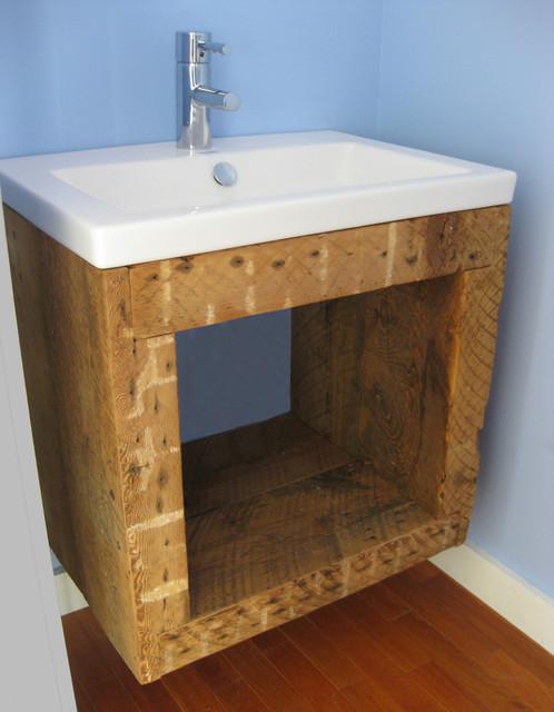 Floating Vanity - Modern - Bathroom Vanities And Sink Consoles - philadelphia - by Bench Dog Design