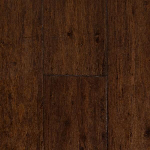 Hand Scraped Amaretto Eucalyptus 5 5 W Solid Hardwood