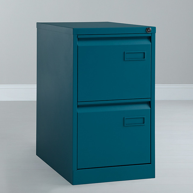 House by John Lewis Brook A4 Filing Cabinet - Traditional - Filing Cabinets - by John Lewis