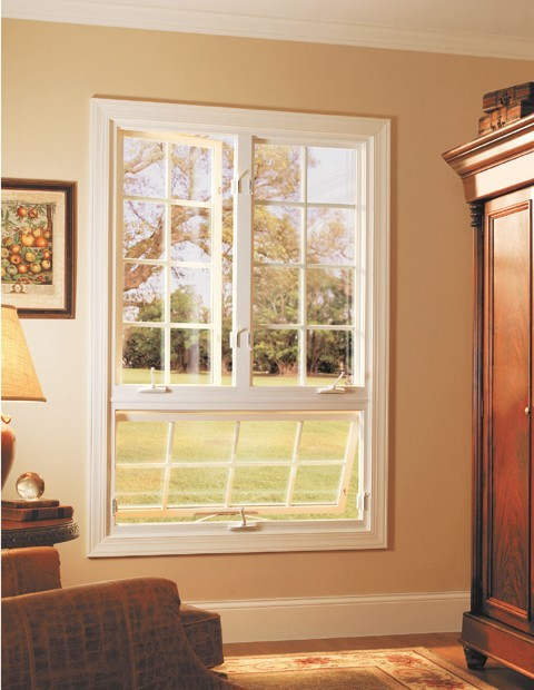 Casement and awning window charlotte by reliabilt for Best window treatments for casement windows