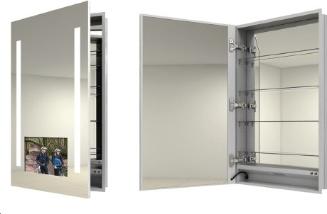 Electric Mirror Visionary VIS-154-AV-23.25X40.00 - Contemporary - Medicine Cabinets - by Quality ...