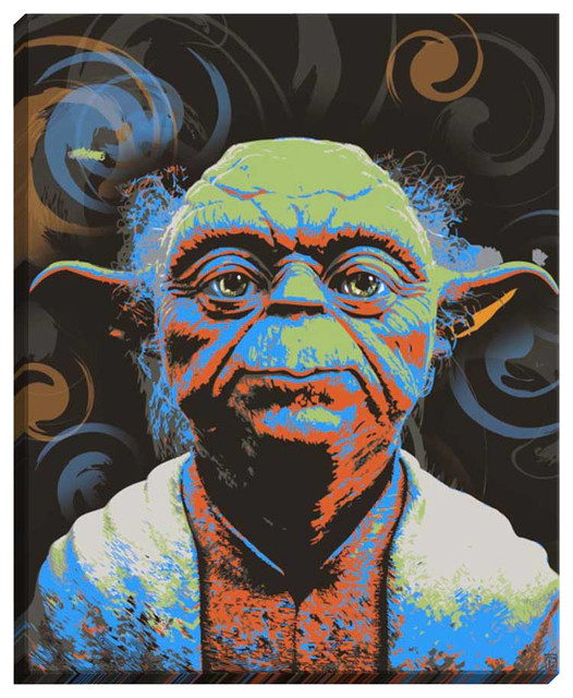 Yoda Posters Wall Decor 118