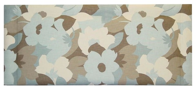 Home Decorators Collection Headboards Bernese Cotton Twill