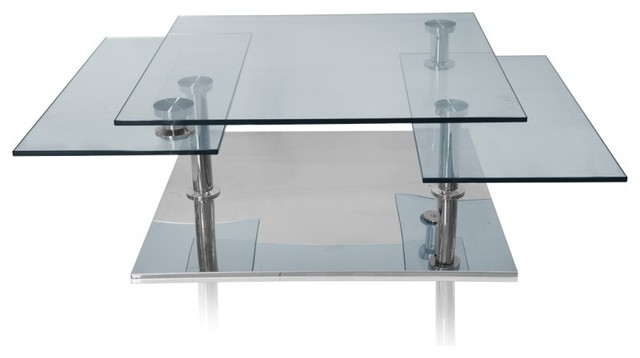 Fuji coffee table coffee tables other metro by for Other uses for a coffee table