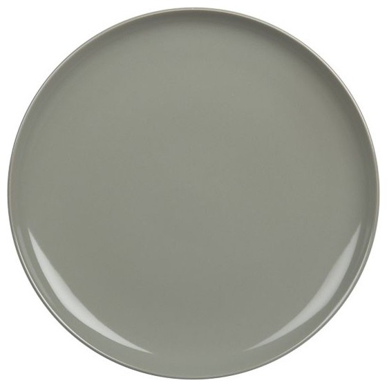 camden stone dinner plate moderne assiette. Black Bedroom Furniture Sets. Home Design Ideas