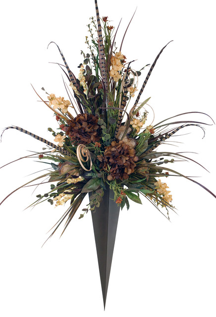Dried Flower Arrangements Ideas