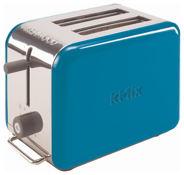 kenwood kmix 2 slice boutique aqua toaster ttm023 modern toasters by amara. Black Bedroom Furniture Sets. Home Design Ideas