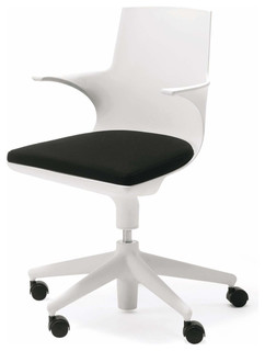 Kartell Spoon Chair Office Chair Contemporary Office