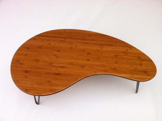 Kidney Bean Tables Modern Coffee Tables Boise By