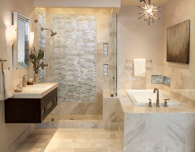 The Queen Beige Marble Collection