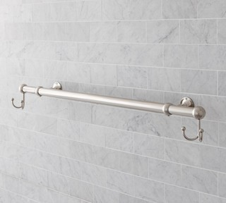 Sussex Oversized Towel Bar Modern Towel Bars And Hooks