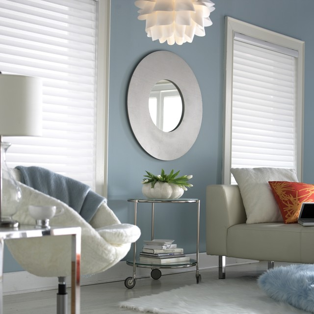 Horizontal Shades Modern Window Treatments Toronto By Blinds Supreme