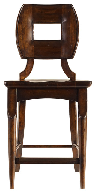 Stanley Furniture Artisan Dining Room Wood Counter Stool