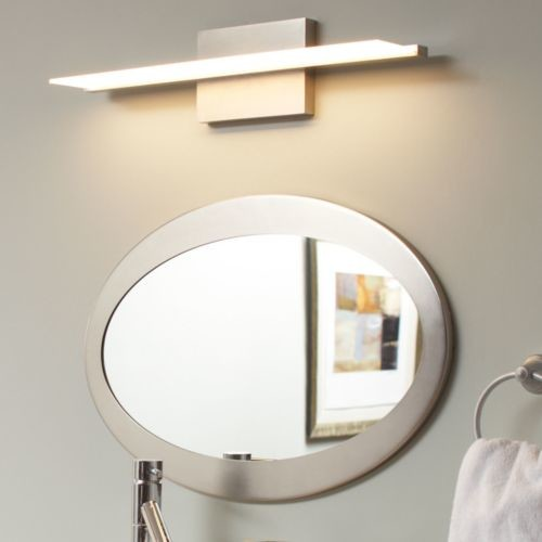 Modern Contemporary Vanity Lights : Span Bath Bar by Tech Lighting - Modern - Bathroom Vanity Lighting - by Lumens