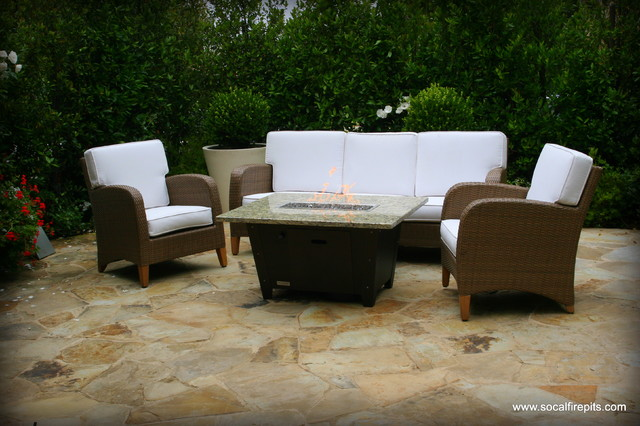 SoCalFirePits Propane And Natural Gas Fire Pit Tables