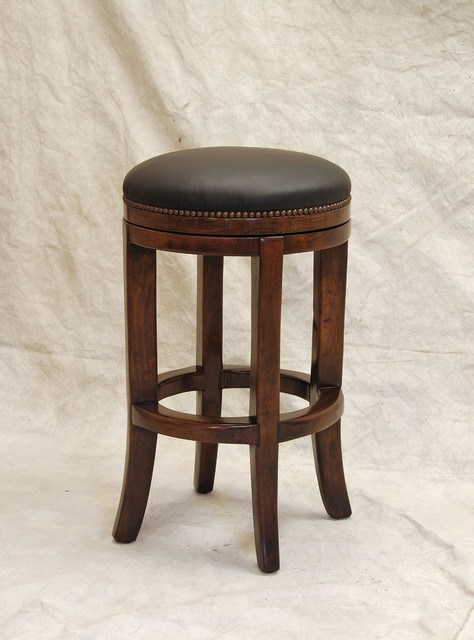 English Pub Barstools Traditional Bar Stools And