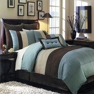 Down Alternative Comforters - Traditional - Comforters And Comforter Sets - columbus - by Jordan ...