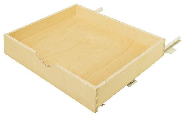 Hafele 557.59.800 Pantry Roll Out Shelf, Bottom Mounted ...