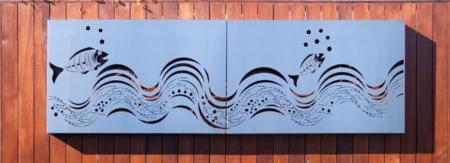Wall Decor The Range : Entanglements range wall art rustic melbourne by