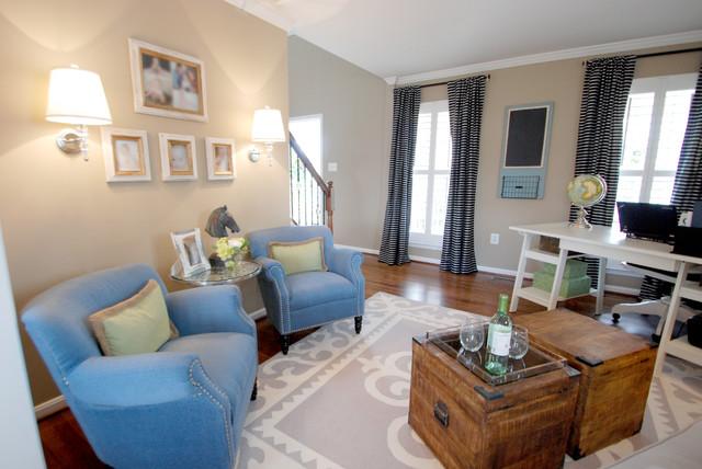 Home Office / Formal Living Room