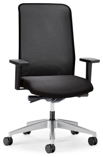 Campos b rostuhl moderno sillas de oficina de for Sillas para oficina df