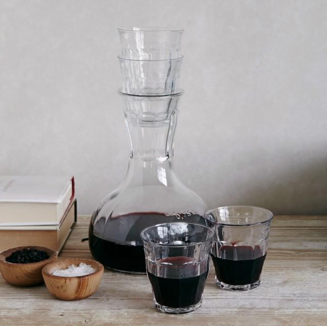 wine carafe and glasses in montagna bicchieri da vino london di home address. Black Bedroom Furniture Sets. Home Design Ideas