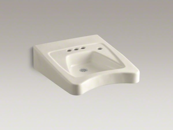 Kohler Morningside Tm 20 Quot X 27 Quot Wall Mount Concealed Arm