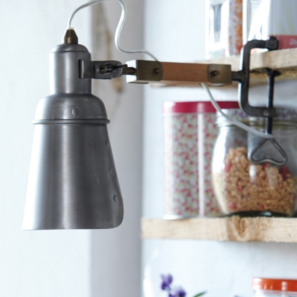 Industrial Clip-On Light By House Doctor DK