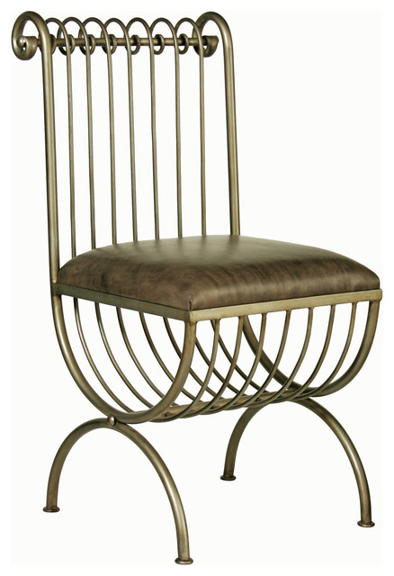 Lucia Metal Chair Modern Dining Chairs Charlotte